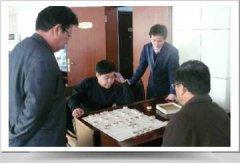 丰富的职工业余生活-象棋比赛
